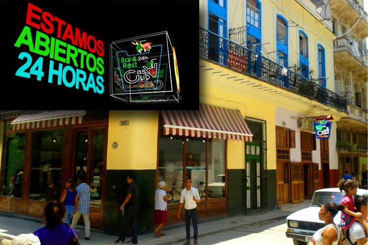 Bar and Restaurant and Entertainment – Casa Cuba, Habana Vieja, Havana / Cuba © Havana my way, info@havanamyway.com