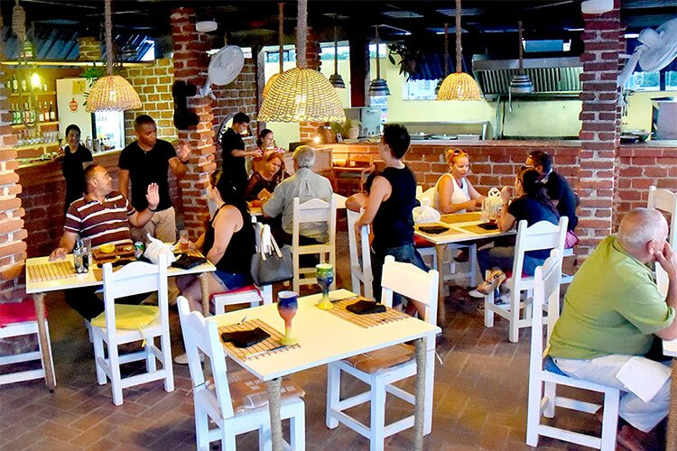Restaurant Casa Grande, Cojimar, Habana del Este, Havana / Cuba © Havana my way, info@havanamyway.com