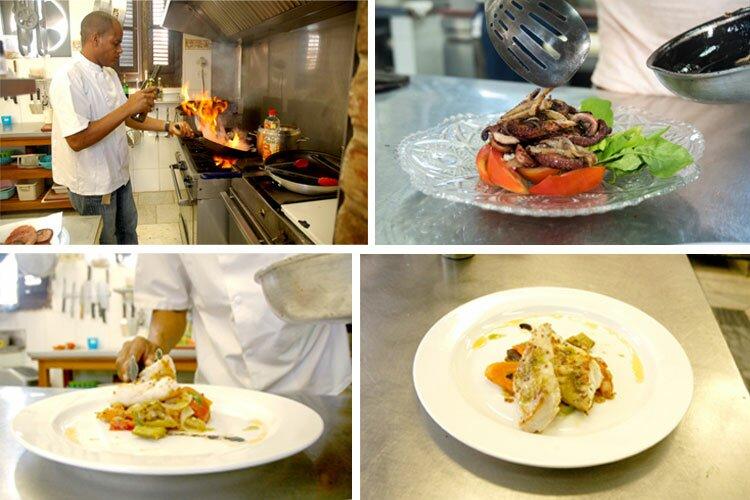 Restaurant Atelier, Habana Vedado, Havana / Cuba © Havana my way, info@havanamyway.com