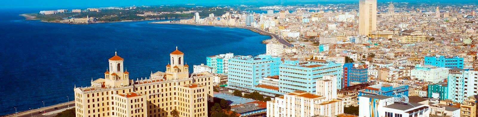 View over Havana / Cuba
